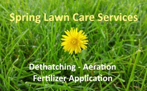 Spring Lawn Care Services Milwaukee Mequon