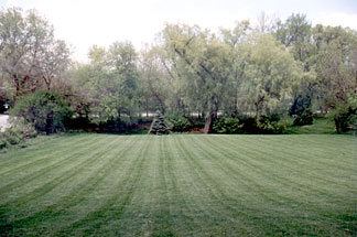 Brookfield landscaping company