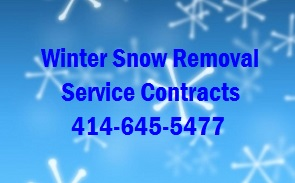 Snow removal service for greater Milwaukee area.